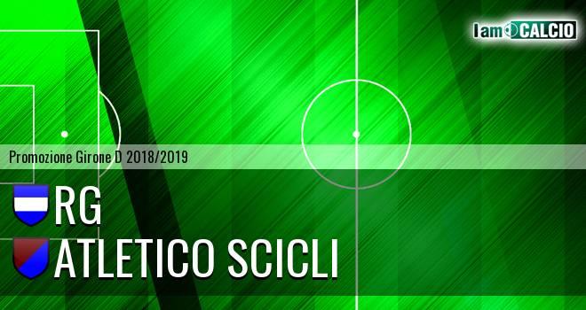 RG - Atletico Scicli