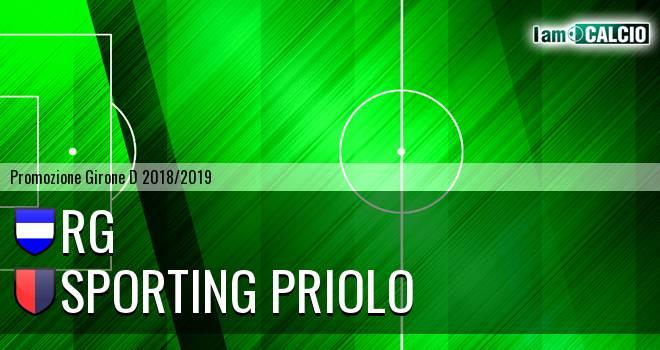 RG - Climiti FC San Paolo Priolo