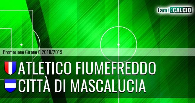 Atletico Fiumefreddo - Mascalucia