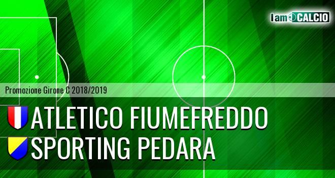 Atletico Fiumefreddo - Sporting Pedara