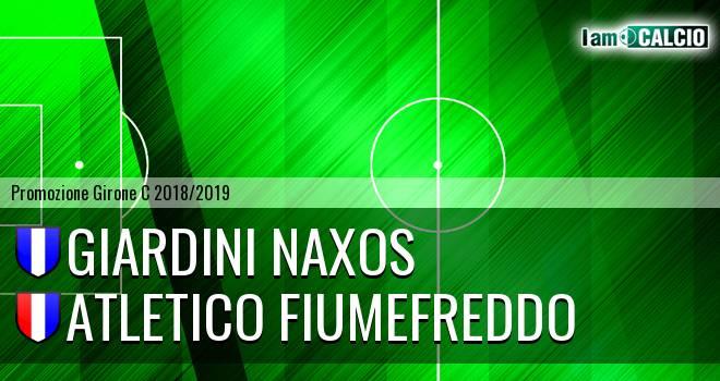 Giardini Naxos - Atletico Fiumefreddo