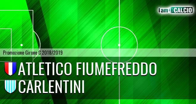 Atletico Fiumefreddo - Carlentini