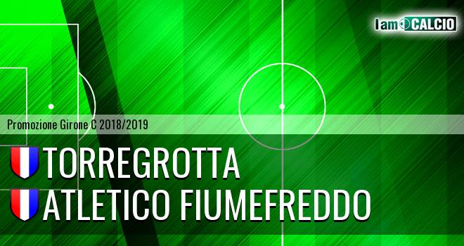 Torregrotta - Atletico Fiumefreddo