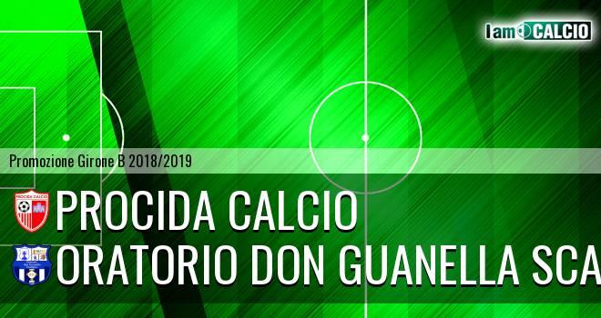Procida Calcio - Oratorio Don Guanella Scampia