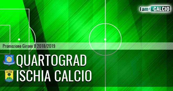 Quartograd - Ischia Calcio