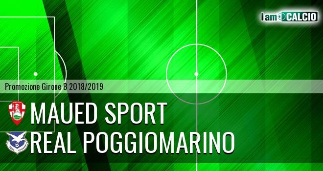 Maued Sport - Real Poggiomarino