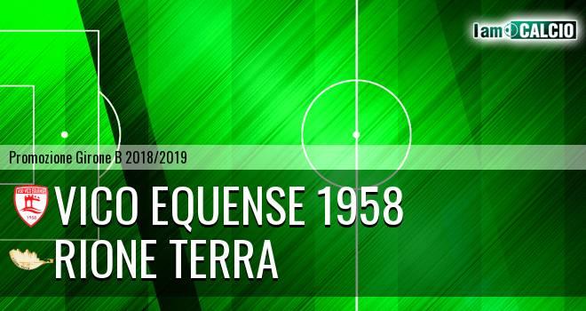 Vico Equense 1958 - Rione Terra