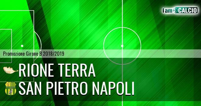 Rione Terra - San Pietro Napoli