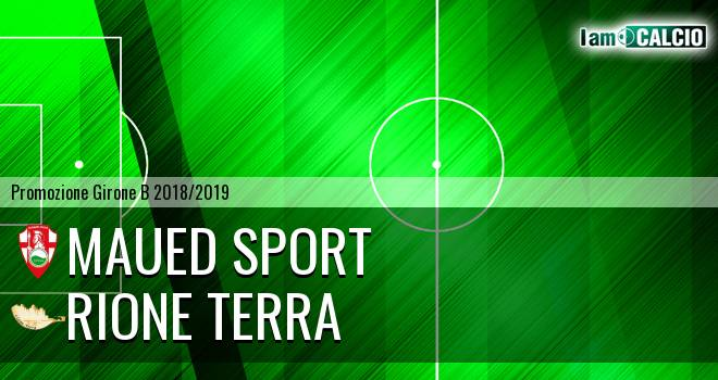 Maued Sport - Rione Terra