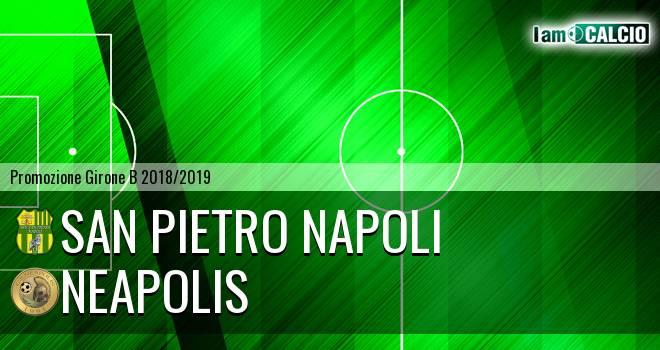 San Pietro Napoli - Neapolis