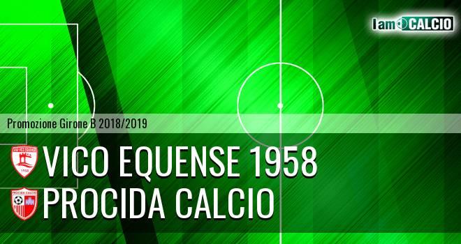 Vico Equense 1958 - Procida Calcio