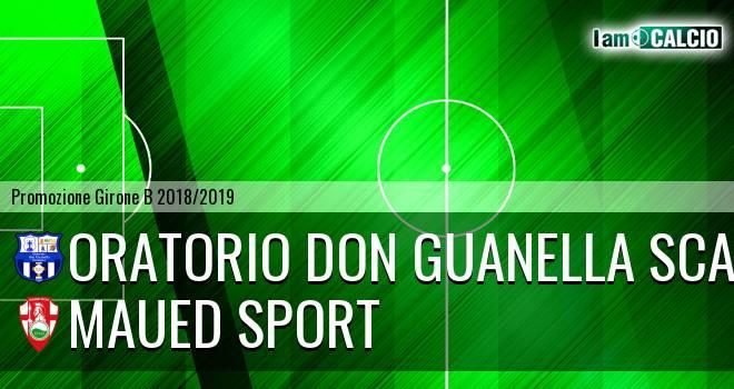 Oratorio Don Guanella Scampia - Maued Sport
