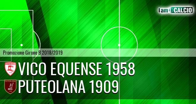 Vico Equense 1958 - Puteolana 1909