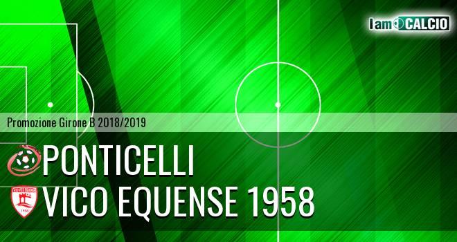 Ponticelli - Vico Equense 1958