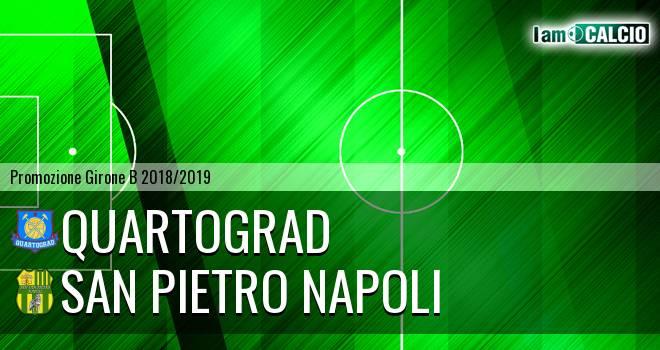 Quartograd - San Pietro Napoli
