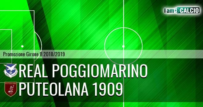 Real Poggiomarino - Puteolana 1909