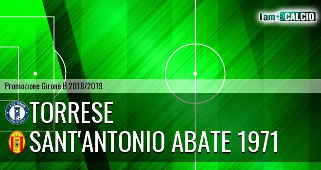 Torrese - Sant'Antonio Abate 1971