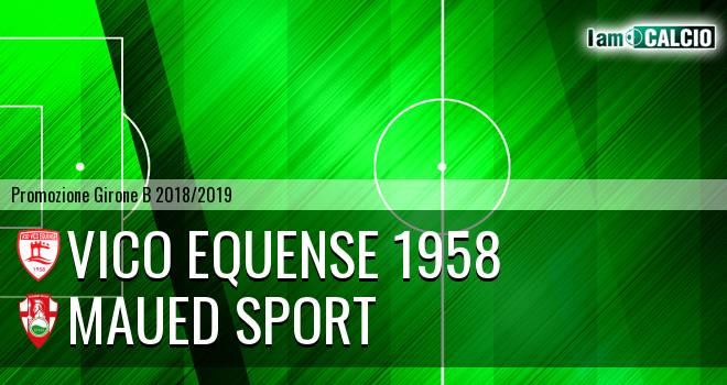 Vico Equense 1958 - Maued Sport