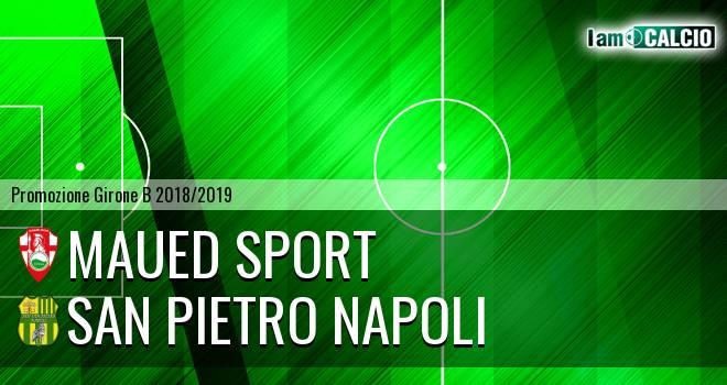 Maued Sport - San Pietro Napoli