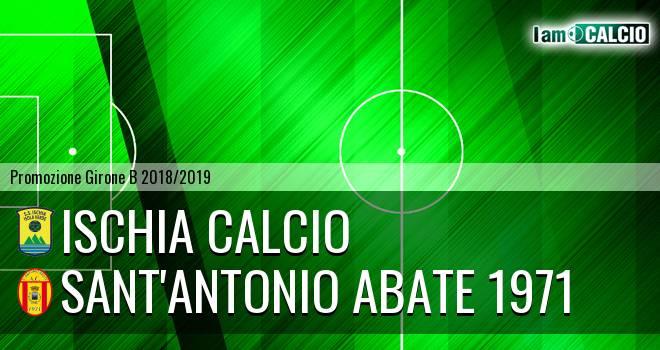 Ischia Calcio - Sant'Antonio Abate 1971