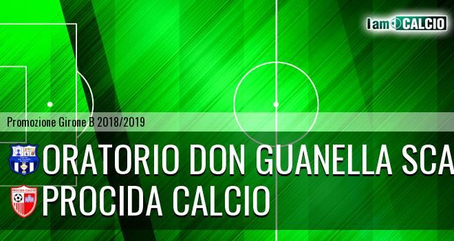 Oratorio Don Guanella Scampia - Procida Calcio