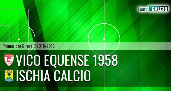 Vico Equense 1958 - Ischia Calcio