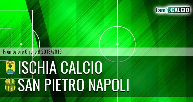Ischia Calcio - San Pietro Napoli