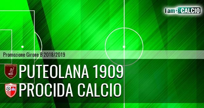 Puteolana 1909 - Procida Calcio