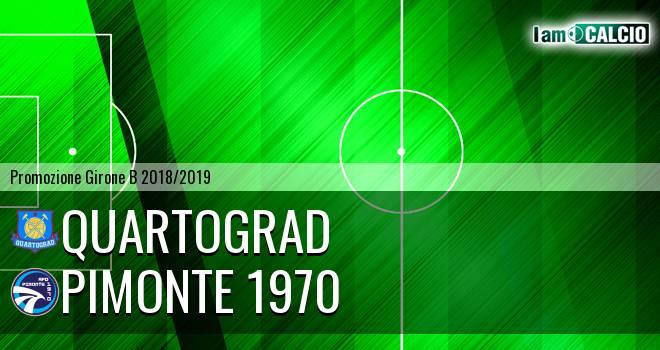 Quartograd - Pimonte 1970