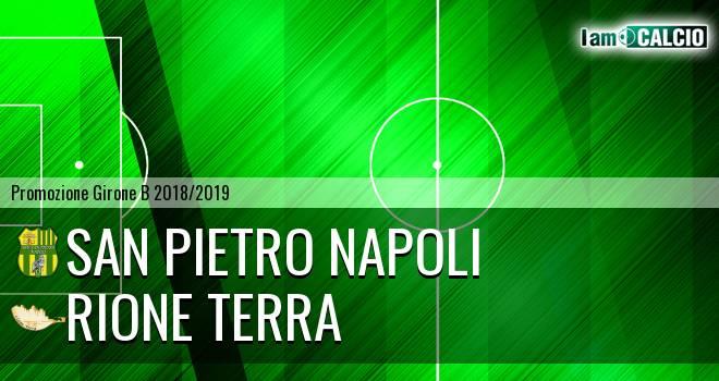 San Pietro Napoli - Rione Terra