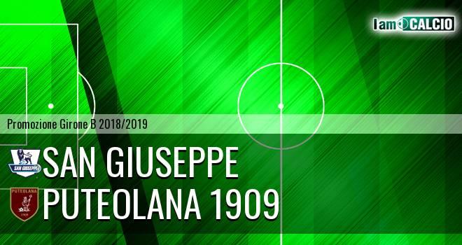 San Giuseppe - Puteolana 1909