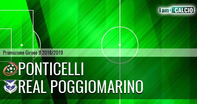 Ponticelli - Real Poggiomarino