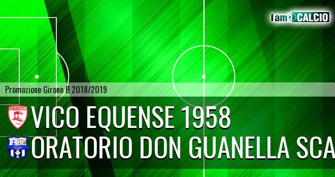 Vico Equense 1958 - Oratorio Don Guanella Scampia