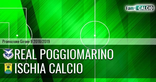 Real Poggiomarino - Ischia Calcio