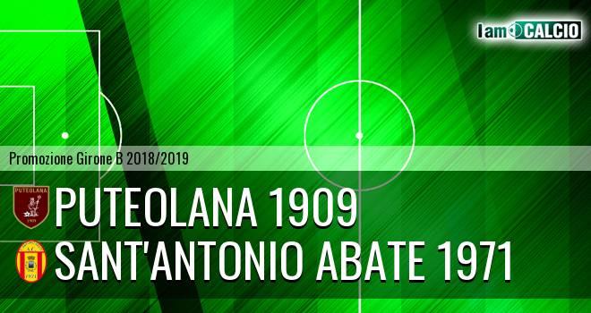 Puteolana 1909 - Sant'Antonio Abate 1971