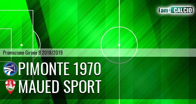 Pimonte 1970 - Maued Sport