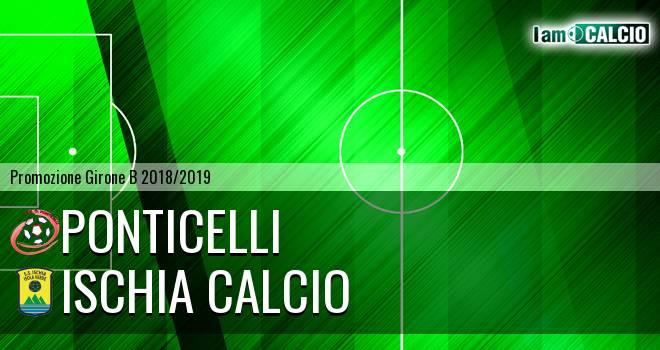 Ponticelli - Ischia Calcio