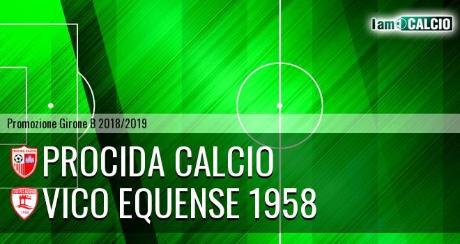 Procida Calcio - Vico Equense 1958