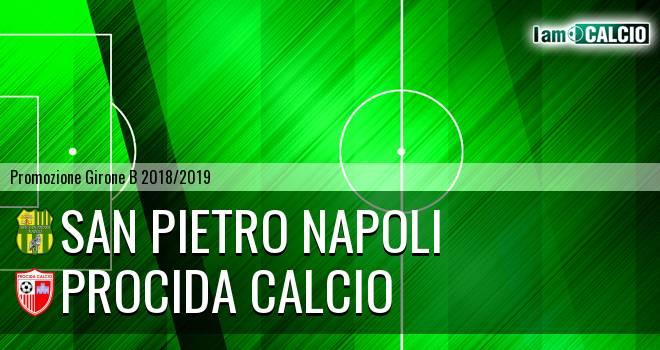 San Pietro Napoli - Procida Calcio