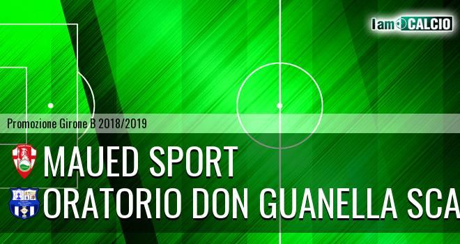 Maued Sport - Oratorio Don Guanella Scampia
