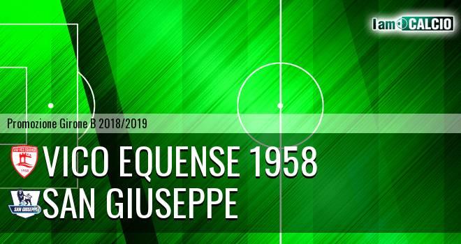 Vico Equense 1958 - San Giuseppe