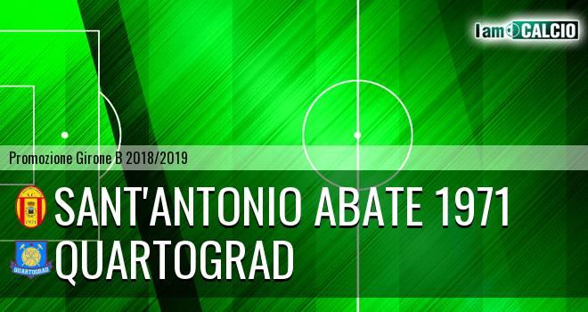 Sant'Antonio Abate 1971 - Quartograd