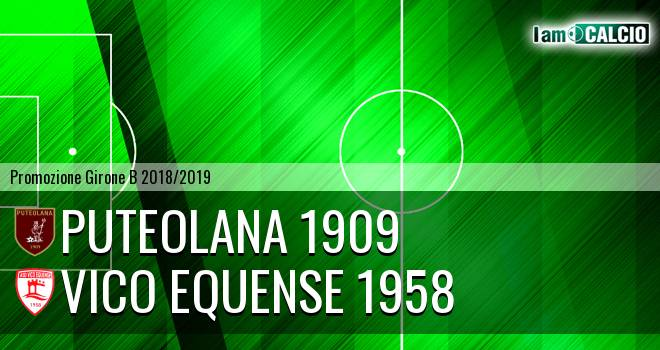 Puteolana 1909 - Vico Equense 1958