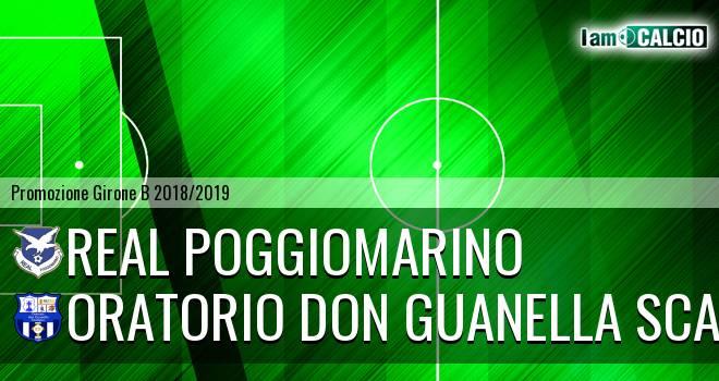 Real Poggiomarino - Oratorio Don Guanella Scampia