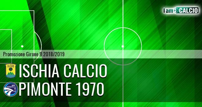 Ischia Calcio - Pimonte 1970