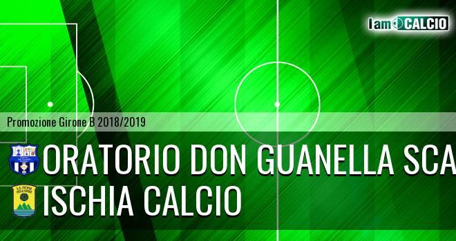 Oratorio Don Guanella Scampia - Ischia Calcio