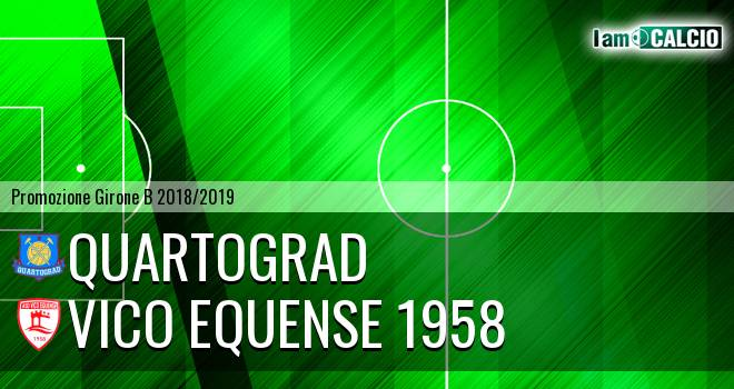 Quartograd - Vico Equense 1958