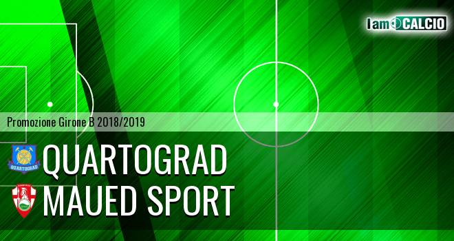 Quartograd - Maued Sport
