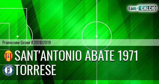 Sant'Antonio Abate 1971 - Torrese