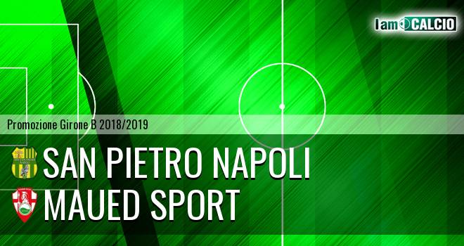 San Pietro Napoli - Maued Sport